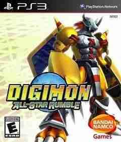 Descargar Digimon All Star Rumble [MULTI][Region Free][FW 4.4x][DUPLEX] por Torrent